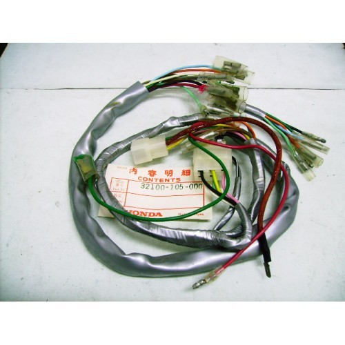 Honda S90 S90ZK1 Wire Harness S90 Wireharness 32100-105-000