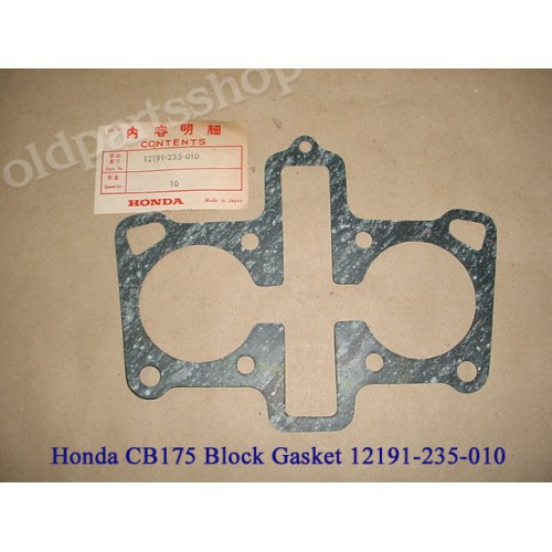 Honda CB175 CL175 Cylinder Head Gasket 12191-235-000 free post