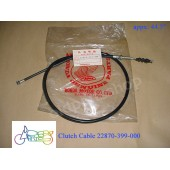 Honda CB100 CL100 CB125 CL125 TL250 Clutch Cable 22870-399-000 free post
