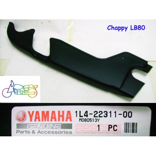 Yamaha Chappy LB50 LB80 Chain Case Chain Guard Protector Mud Cover 1L4-22311-00 free post