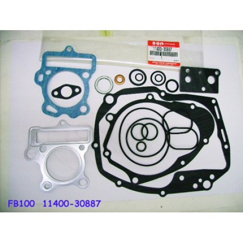 Suzuki FB100 Gasket Kit 11400-30887 free post