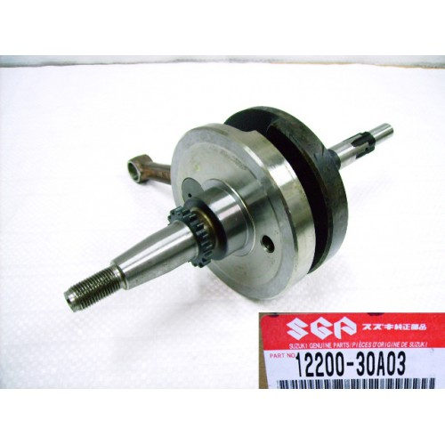 Suzuki FB100 Crankshaft 12200-30A03