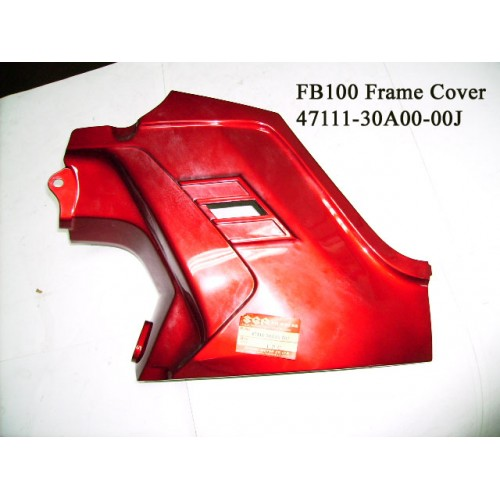 Suzuki FB100 Side Cover 47111-30A00-00J