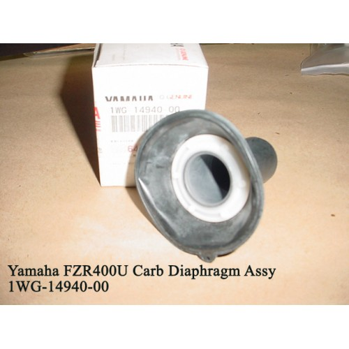 Yamaha FZR400 Carb Diaphragm 1988-1990 CARBURETOR RUBBER 1WG-14940-00