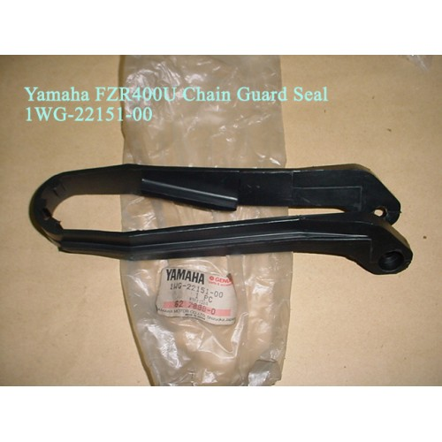 Yamaha FZR400 Seal Guard, Swing Arm FZR400U Chain Case Buffer 1WG-22151-00