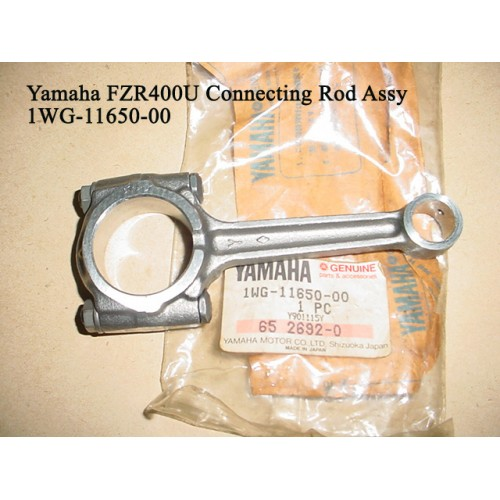 Yamaha FZR400 Connecting Rod 1WG-11650-00 FZR400U