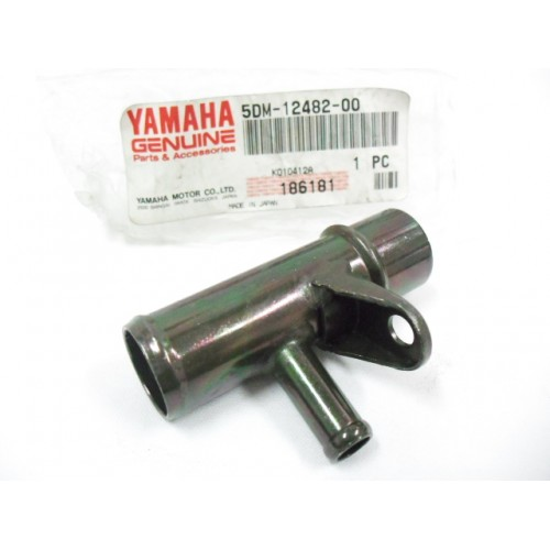 Yamaha FZS600 Water Pump Joint 1998-2003 Fazer 600 PUMP PIPE 5DM-12482-00 free post