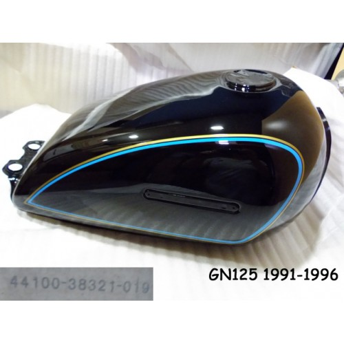 Suzuki GN125 Fuel Tank 1991-1996 GAS TANK Genuine 44100-38321-019