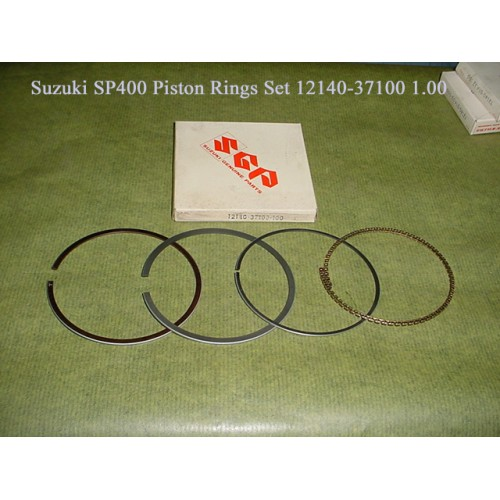 Suzuki GN400 SP400 Piston Ring 1.00 PN: 12140-37100 100 free post