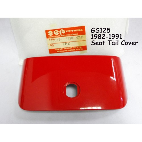 Suzuki GS125 Tail Seat Cover 45517-05350-07P