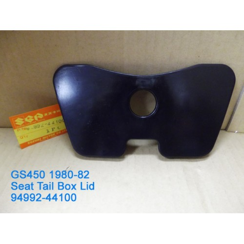 Suzuki GS450 Seat Tail Box Lid COVER 94992-44100