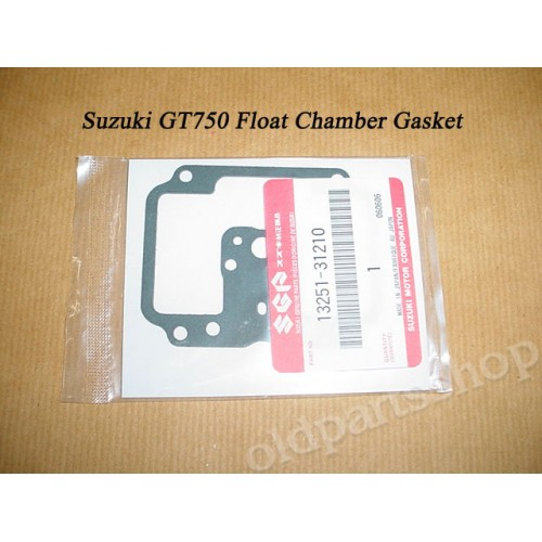 Suzuki GS400 GT750 Carb Float Chamber Gasket 13251-31210 Carburetor