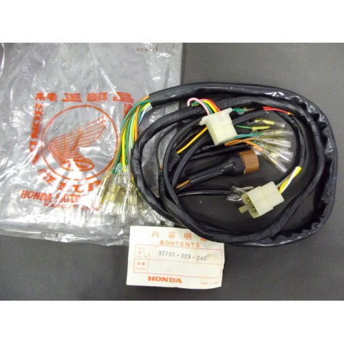 Honda CA175 CB175 CL175 Wireharness CB175K3 WIRING HARNESS LOOM 32100-303-040 free post