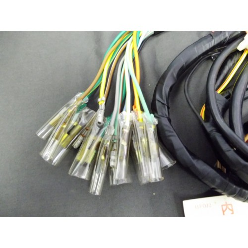 honda ca175 cb175 cl175 wireharness wiring harness loom. Black Bedroom Furniture Sets. Home Design Ideas