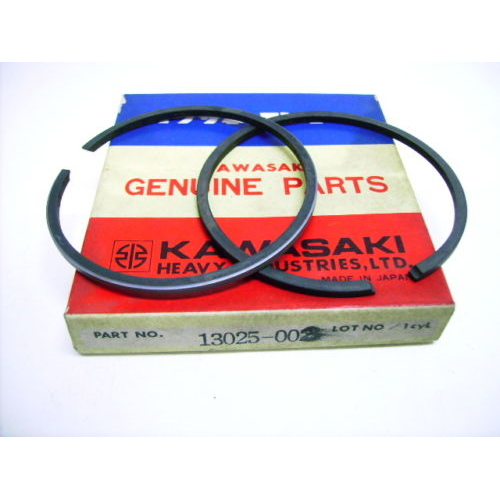 Kawasaki B1 B1L B8 MB1 Piston Ring Set 13025-003 free post
