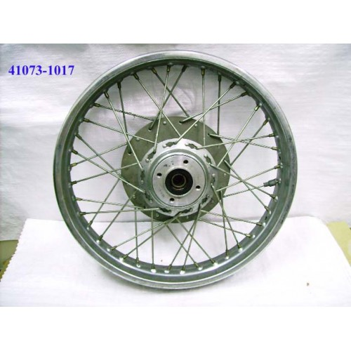 Kawasaki Z900 Z1000 Wheel Cast 41073-1017 Front Wheel SPOKES TYPE