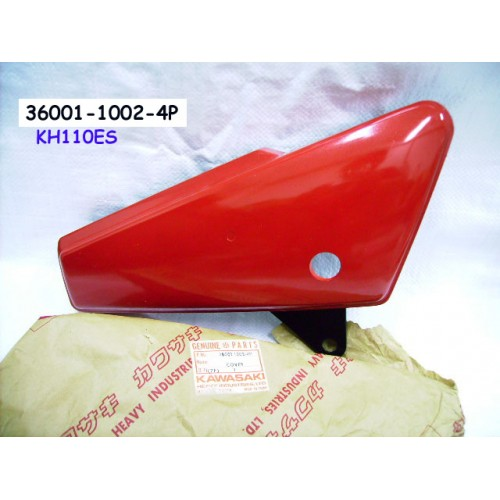 Kawasaki KH110 Side Cover RH 36001-1002-4P KH110ES free post