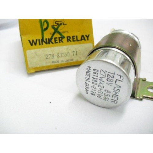 Yamaha XS1 XS2 TX650 AT1 HS1 LS2 CS3 CS5 RD125 RD350 R5 Flasher Relay SUN 278-83550-71 free Post