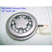 Yamaha RD125DX Clutch Pressure Plate 1E7-16351-00 RD200 Cafe Racer Clutch Boss free post