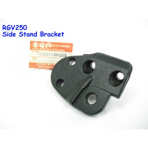 Suzuki RGV250 Side Stand Bracket 42331-38C03 STAY free post
