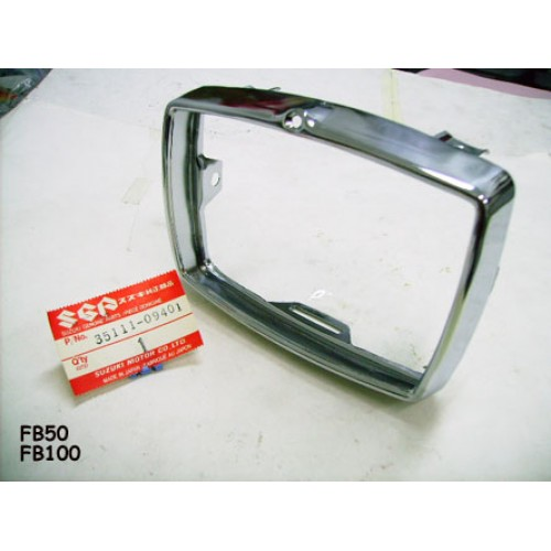 Suzuki FB50 FB100 Headlight Rim 35111-09401 free post
