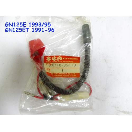 Suzuki GN25 Battery Lead Wire 36740-05310