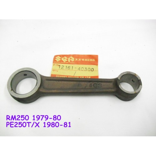 Suzuki RM250 PE250 Connecting Rod 1979-1981 12161-40300