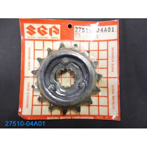 Suzuki Engine Sprocket 27510-04A01