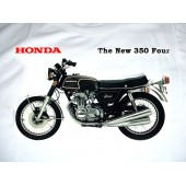 Honda CB350Four Tee Shirt