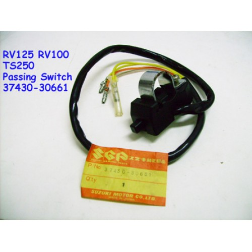 Suzuki TS250 RV100 RV125 Passing Switch 37430-30661