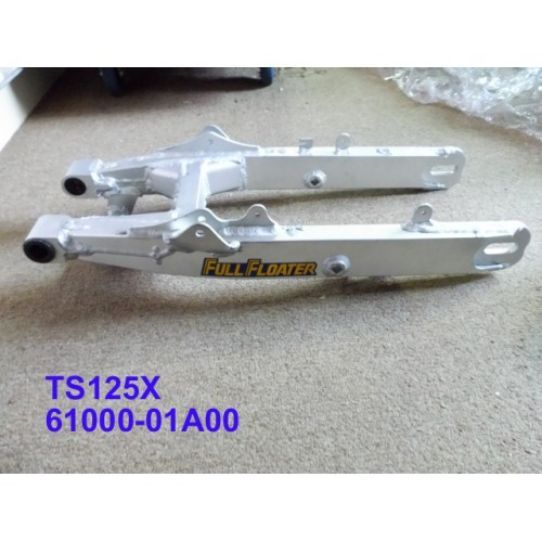 Suzuki TS125 Swing Arm TS125X 1984-86 REAR ARM 61000-01A00