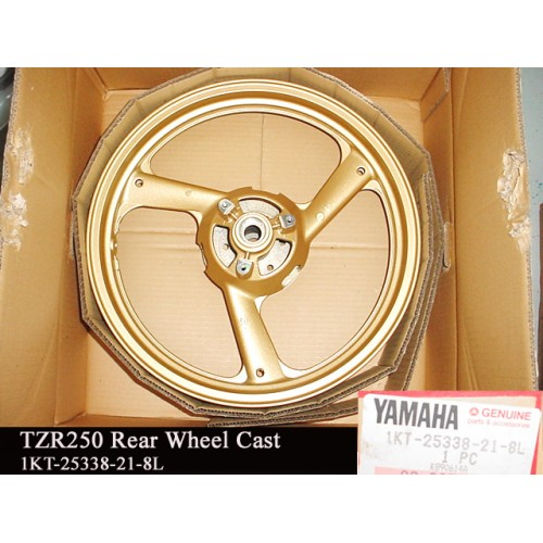 Yamaha TZR250 Rear Wheel Cast 1KT-25338-21-8L