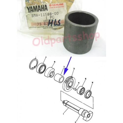 Yamaha TZR250 Shaft Spacer 3MA-11588-00 free post