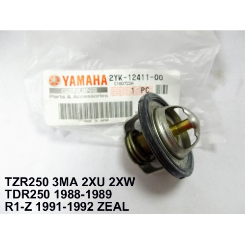 Yamaha TDR250 R1-Z TZR250 Thermostat Unit PN:  2YK-12411-00 free post