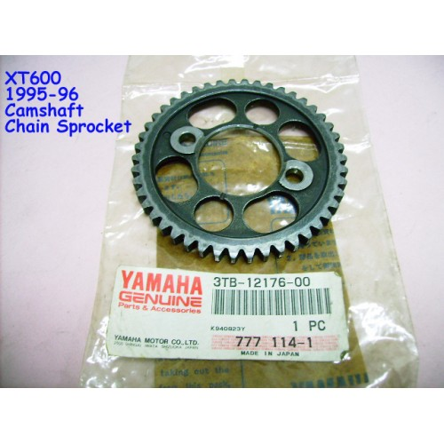 Yamaha XT600 Camshaft Chain Sprocket 3TB-12176-00 free post