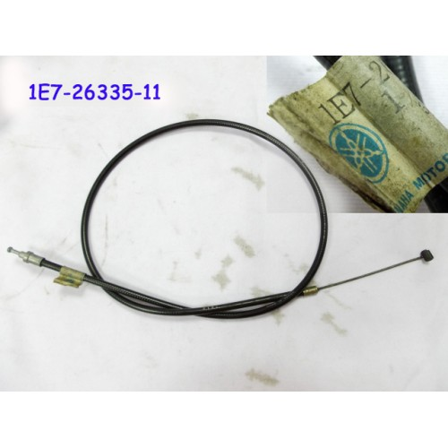 Yamaha RD125DX Clutch Cable RD125 Cafe Racer 1E7-26335-11 free post