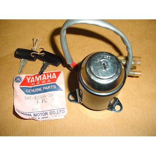 Yamaha YAS3 LS2 Main Switch with KEYS AS3 Ignition SWITCH 307-82508-00 free post