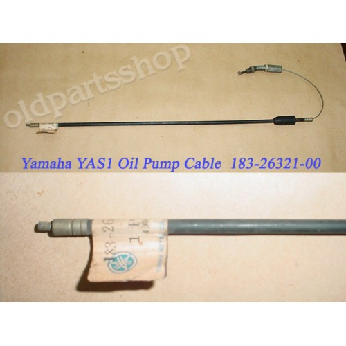 Yamaha YAS2 YAS1 Oil Pump Cable Genuine PUMP WIRE 183-26321-00 free post