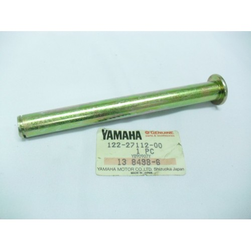Yamaha YG1 YAS1 YAS2 YAS3 RD125 CS5 RD200 Main Stand Shaft 122-27112-00 free post