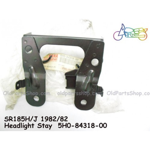 Yamah SR185 Headlight Stay Bracket 5H0-84318-00 free post