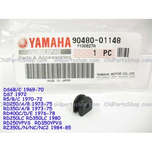 Yamaha DS6 DS7 RD250 R5 RD350 RD400 RD350LC RD350YPVS RZ350 Grommet 90480-01148 free post