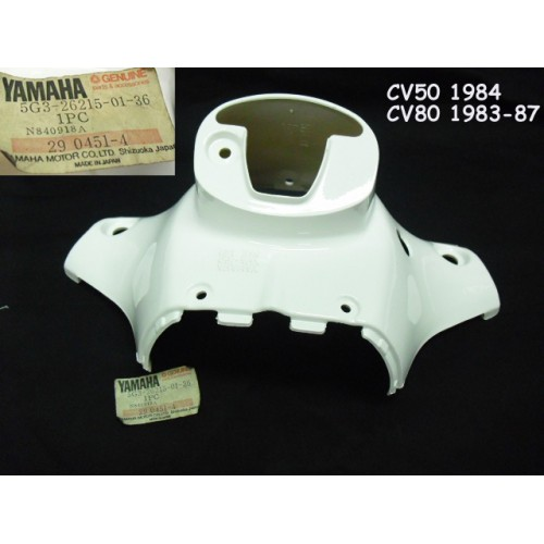 Yamaha CV80 RIVA 80 Lower Cover 5G3-26215-01-36 COWLING
