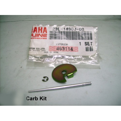 Yamaha Carburetor Repair Kit 23L-1490J-00 Needle Jet free post