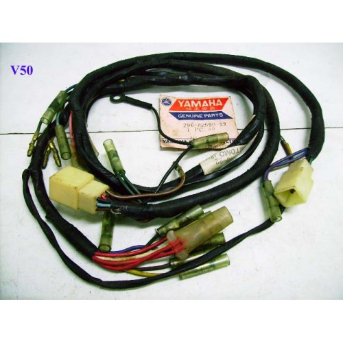 Yamaha V50 Wireharness 296-82590-22 Wire Harness Wiring